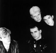 '80s post-punk band Blue In Heaven